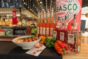 Left Bank Bloody Mary Bar ft Wildbrumby Schnapps & Absolut ELYX