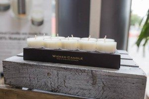Wicked Candles at ART du JOUR by Leiela's Le Boutique
