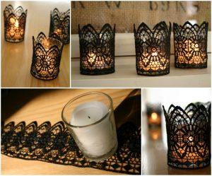 black-Lace-Candles-