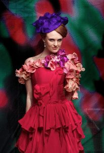 Leiela Fashions on the Field as featured in the Age