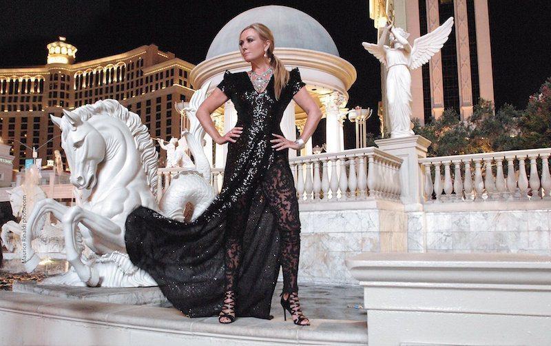 Celeste in Vegas