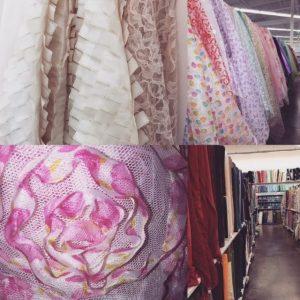 New fabric for Leiela designs