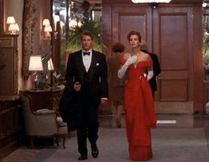 Pretty Woman Beverly Wilshire Hotel film still