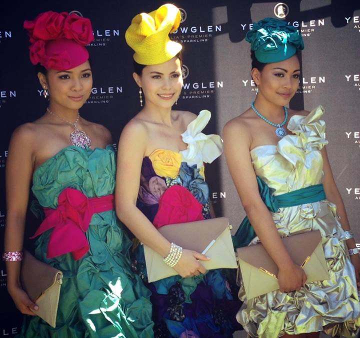 Fashions on the Field 2013