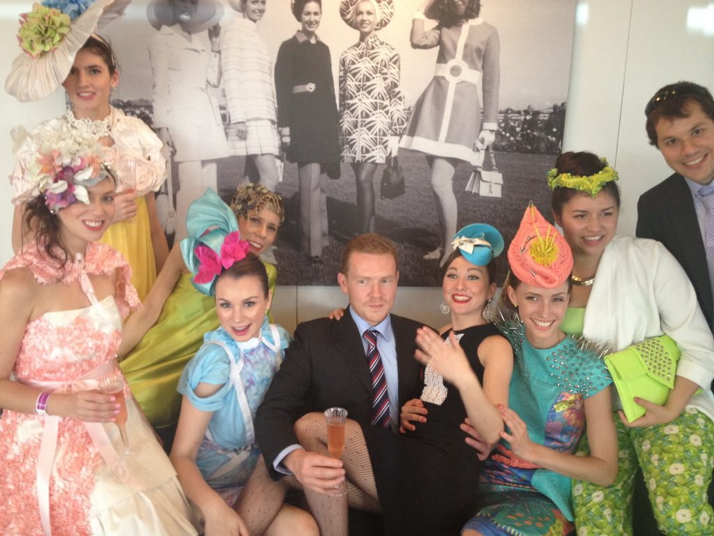 Melbourne Cup Day 2012