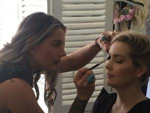 Make-Up Artist Jaz Stevenson