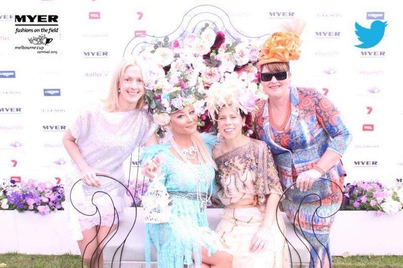 Leiela team with Andrea Agosta Designer Jeweller
