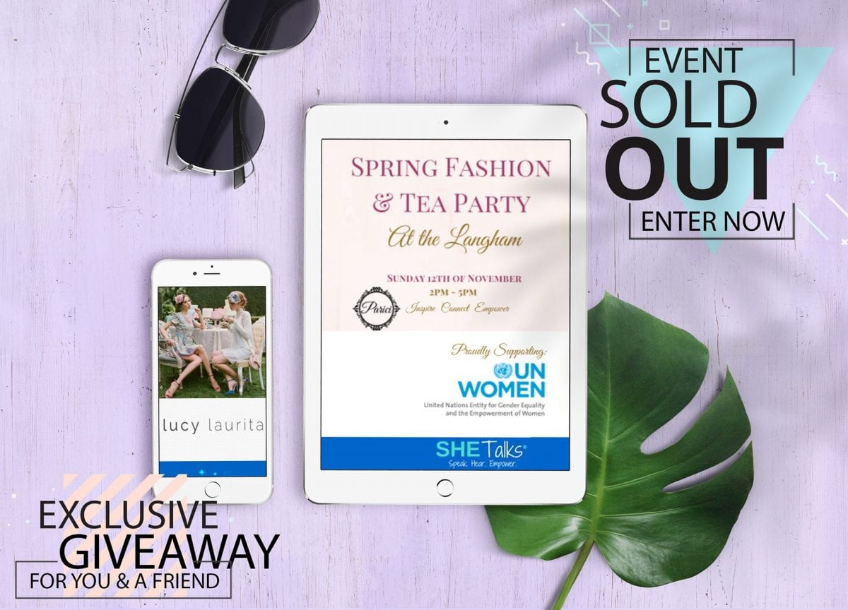 Melbourne Spring Fashion Parade Giveaway