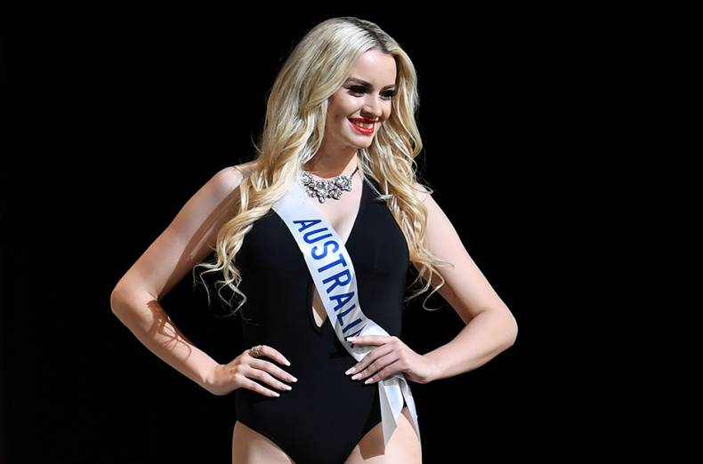 Miss International | Amber Dew