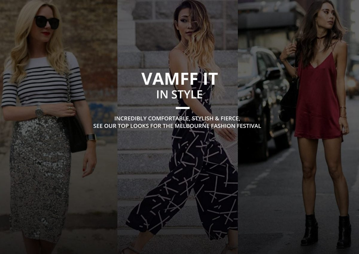 VAMFF It In Style | The Melbourne Fashion Festival