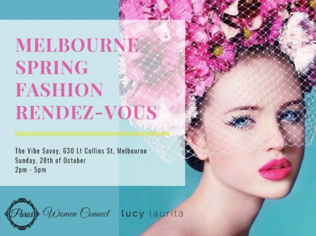 Melbourne Spring Fashion Rendez-Vous