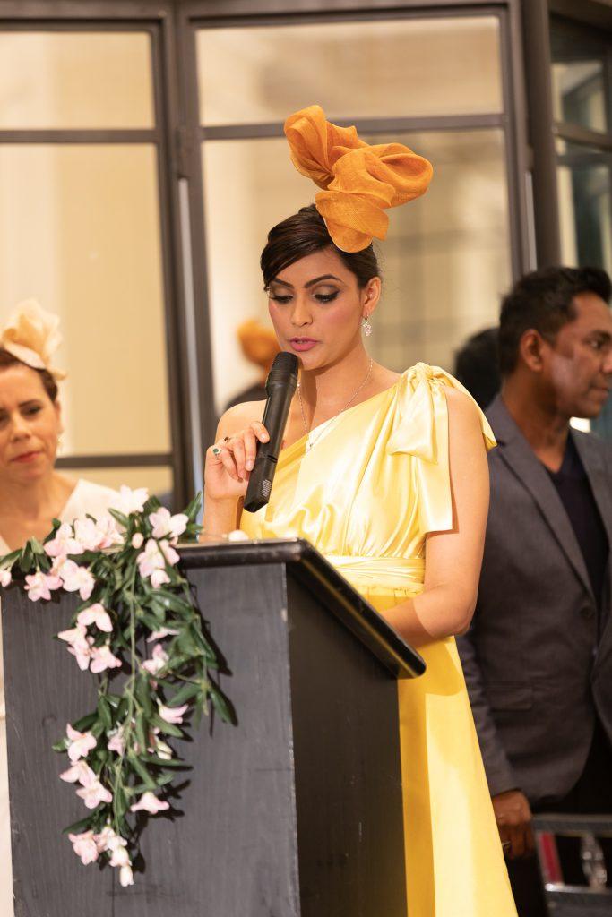 Pareena Naggea-Sharma opening speech