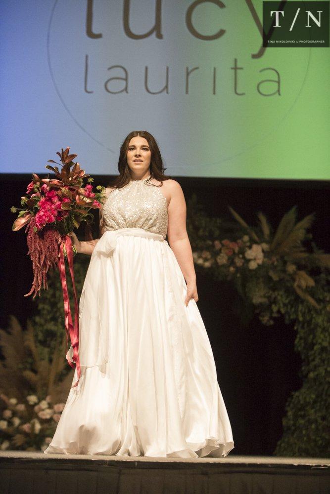 bridal showcase for designer wedding dresses