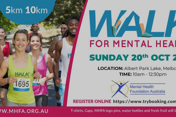 walk for mental health