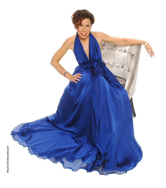 Fashion Designer Lucy Laurita