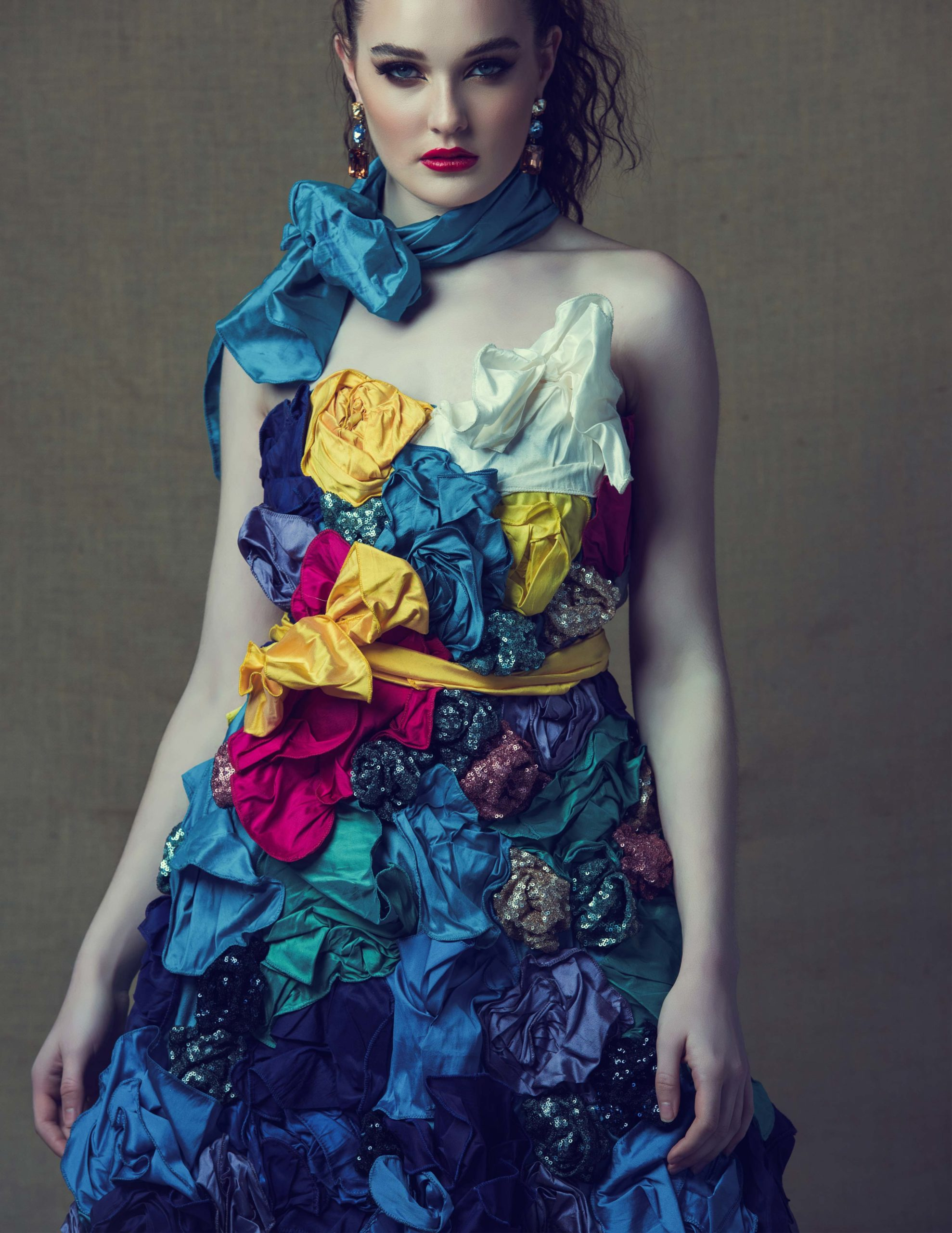 The Sustainability project: floral wonderland in colour